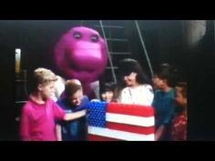 Grand ole Flag - Barney in Concert Soundtrack - YouTube