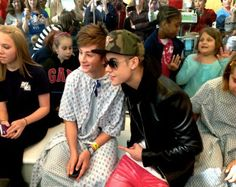 Justin Bieber Makes It A Very Special Day At Seacrest Studios! - http://belieberfamily.com/2013/02/01/justin-bieber-makes-it-a-very-special-day-at-seacrest-studios/