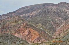 Tropico De Capricornio. Ruta 9 em Jujuy