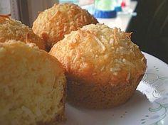 Muffins καρύδας !!! ~ ΜΑΓΕΙΡΙΚΗ ΚΑΙ ΣΥΝΤΑΓΕΣ