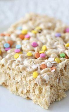 Best Rice Krispie Treats