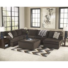 Charlton Home® Brewster Sectional