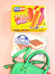 The Perfect Summer Treats For Me & The Family! ⋆ Brite and Bubbly