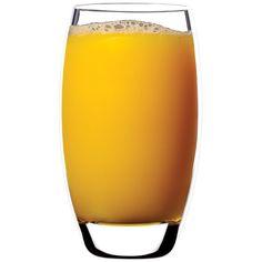 Luigi Bormioli 'Crescendo' Glasses (€26) ❤ liked on Polyvore featuring home, kitchen & dining, drinkware, food, drinks, food & drinks, clear, luigi bormioli, luigi bormioli glasses and glass drinkware