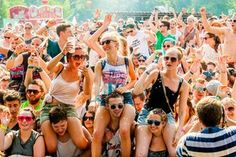 Juicy Beats #Festival im Westfalenpark #Dortmund.