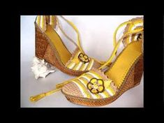 Buy Soles for Crocheted Shoes and Crocheted Sandals - YouTube