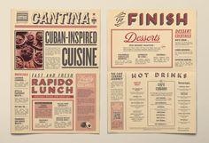 rev de cuba food menu covers
