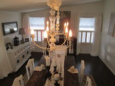 Our Cottage on lot 56: Dining Room