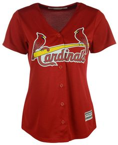 80.00$  Buy here - http://vibyj.justgood.pw/vig/item.php?t=bh4hmm52602 - Women's St. Louis Cardinals Cool Base Jersey 80.00$
