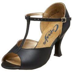 Capezio Women's BR08 Latin T-Strap Ballroom Shoe (Apparel) http://www.amazon.com/dp/B002COIJGE/?tag=dismp4pla-20