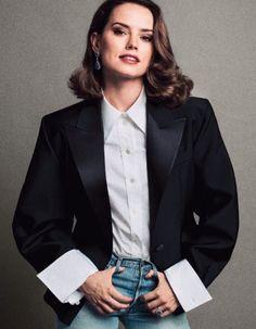 Daisy Ridley V Magazine November 2017