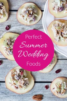 Our top wedding reception food picks! Wedding Reception Food, Wedding Planning, Wedding Ideas, Food Picks, Japanese Gardens, Summer Weddings, Frozen Treats, Fresh Fruit, Summer Recipes