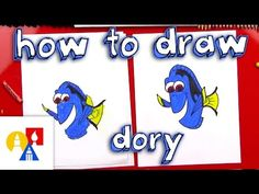 How To Draw Dory - Art For Kids Hub -
