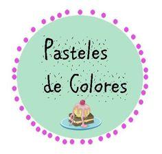Pasteles de colores. Recetas