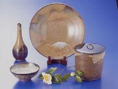 Shoudai Yaki (pottery) from Kumamoto Pref, Japan