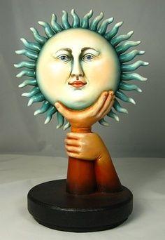 "Sergio Bustamante ""The Sun and Sea"""