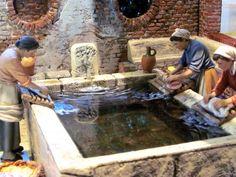 Lavandería para el belén