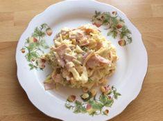 Zelerovo ananásový šalát, Šaláty, recept | Naničmama.sk Potato Salad, Cabbage, Potatoes, Healthy Recipes, Vegetables, Ethnic Recipes, Food, Pineapple, Potato