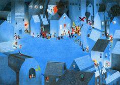 Simone Rea, from 'The Balloon Man' (L'uomo dei palloncini)