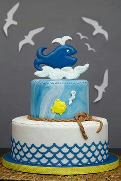 Whale Cake.