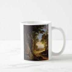 #wood - #The Beeches Coffee Mug