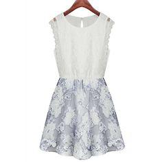 Damen Prinzessin armlose Kleider Chiffonkleid elegantes Sommerkleid Abendkleid Fashion Season, http://www.amazon.de/dp/B00KYIX8JS/ref=cm_sw_r_pi_dp_9FsStb12R5PW3