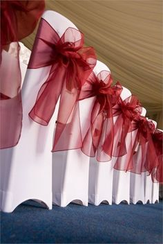 Chair covers - Tudor Park, a Marriott Hotel & Country Club