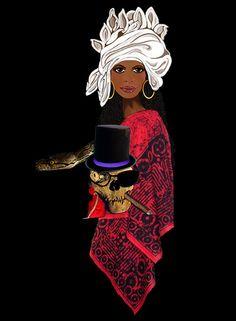 Hoodoo Magick Rootwork: The Basics of New Orleans Part Baron Samedi, New Orleans Voodoo, Grand Chef, Voodoo Hoodoo, Vintage Gypsy, Orisha, Mystique, The Conjuring, Religion