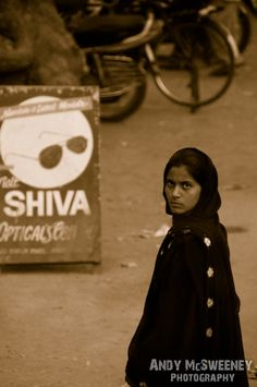 She Stares #shestares #india #places #people #sepia #shiva #photography