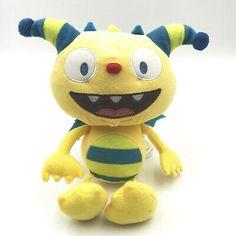Mickey Mouse Doll, Henry Hugglemonster, Cute Stuffed Animals, Disney Junior, Disney Toys, Pet Toys, Baby Gifts, Badge, Pikachu