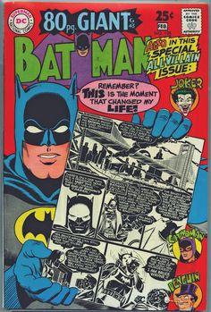 Batman 198 cover tumblr_nhprhuusGY1rn55nzo1_1280.jpg (1280×1897)