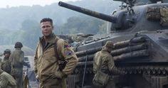 'Fury' Preview Has Brad Pitt Fighting an Unstoppable Tiger Tank -- Director David Ayer reveals the importance of securing the only remaining German Tiger tank in the world for his upcoming war movie 'Fury'. -- http://www.movieweb.com/fury-movie-preview-tiger-tank