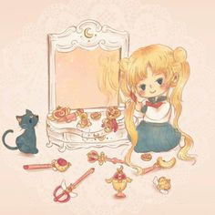 ♥Kawaii Chibi Usagi....♥ Art by Carrie ☆.。.:*・°☆.。.:*・°☆. .:*・°☆.。.:*・° #kawaiioftheday #sailormoonthailand #animegirl #kawaiianime  #chibidrawing #sailorscouts #sailormoon #otakus #kawaiii #sailormoonr  #sailorsenshi #animesketch  #moonpride #sailormooncrystal #kawaiiart #usagitsukino  #kawaiicute  #animegirlkawaii #animeart #naokotakeuchi  #animekawaii  #chibianime #chibis  #shojoanime #chibiart #prettyguardiansailormoon #prettyguardian #kawaiianimegirl  #月野うさぎ #kawii…