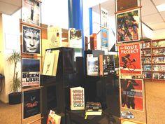 Tentoonstelling DWDD; boeken die daar besproken zijn