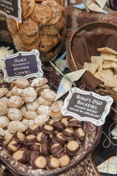 Wedding Philippines - 30 Cute Cookie Bar Buffet Food Ideas For Your Wedding (5)