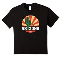 Design Tee ShirtMen's Short Sleeve Printing Machine O-Neck Vintage-style Arizona Cactus Sunset T Shirt Short Printing Machine