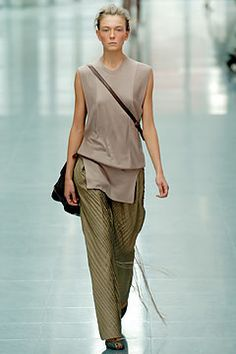 Preen by Thornton Bregazzi   Spring 2005 Ready-to-Wear Collection