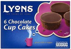 These are the ONLY Cup Cakes that we used to know when we were young ! Now they have gone all glamorous & pretty !! Mind you we loved them !