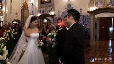 Vídeo casamento Juliana & Nelson  Foto e Vídeo: Nilson Versatti - Igreja: Nossa Senhora do Brasil  - Buffet: Torres - Decor: Flor e Forma