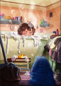 Emilia Dziubak - Illustrations by Emilia Dziubak  <3 <3