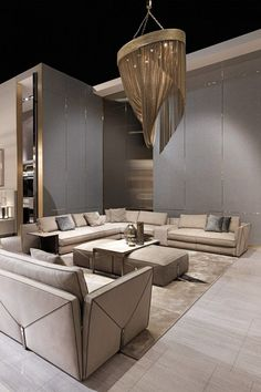 Luxury living room design Ideas with Neutral Color Palette Luxury Interior, Luxury Furniture, Home Furniture, Rustic Furniture, Modern Furniture, Antique Furniture, Outdoor Furniture, Office Furniture, Furniture Logo