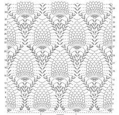 Pretta Crochet: Blusa Vermelha