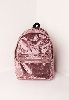 We're velvet crushin' and this backpack packs a seriously sweet punch.