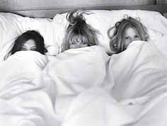 daria-werbowy-kate-moss-and-lara-stone-photography-by-bruce-weber-sleeeeping-copy. Wedding Pics, Dream Wedding, Wedding Day, Wedding Morning, Sister Wedding Pictures, Trendy Wedding, Bridal Pics, Marriage Pictures, Funny Wedding Photos