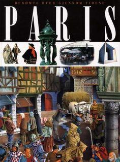 """Paris"" av Renzo Rossi"
