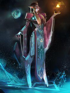 Legend of Zelda personal concept by medders.deviantart.com on @deviantART