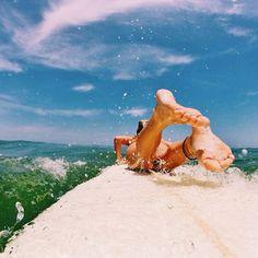 #surf // Sunkissed Sisters