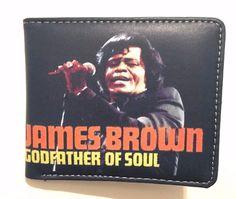 God Father of soul Music Urban cool wallet collection Soul Music art style #soulmusic #retrosoulmusic