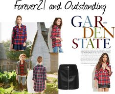 Plaid by Forever21 2
