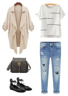"""""""Untitled #583"""" by mrsmaggiemay ❤ liked on Polyvore featuring women's clothing, women's fashion, women, female, woman, misses and juniors"""